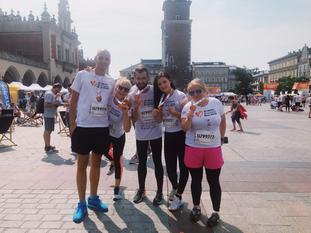 Bossa Nova Events w Poland Business Run – #pobieglespomogles!