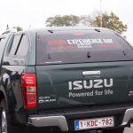 Event motoryzacyjny dla firmy ISUZU