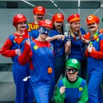 Wigilia firmowa – Retro Games Party