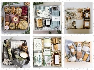 Firmowe zestawy prezentowe – zamiast spotkania świątecznego w Twojej firmie!